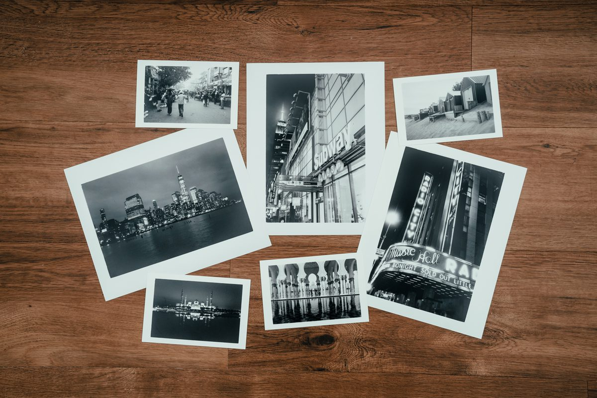 """Some of my recent prints on ILFORD MULTIGRADE RC DELUXE (8x10"""") and PORTFOLIO (4x6"""")"""