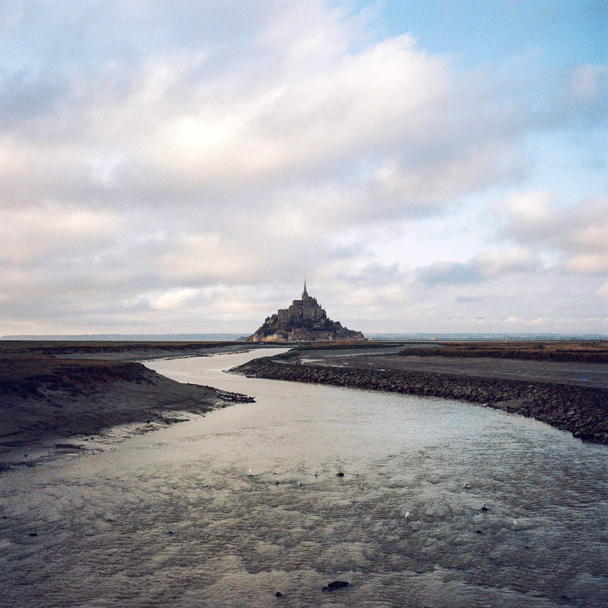 Dinan | Mont San Michel, 2020 – Portra 800 (120), Yashica Mat 124G