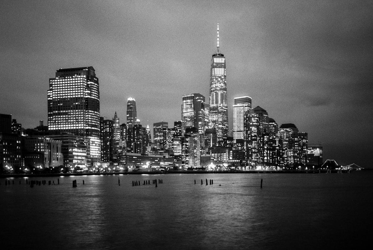 New York, 2018 – FP4 (135), Olympus XA3