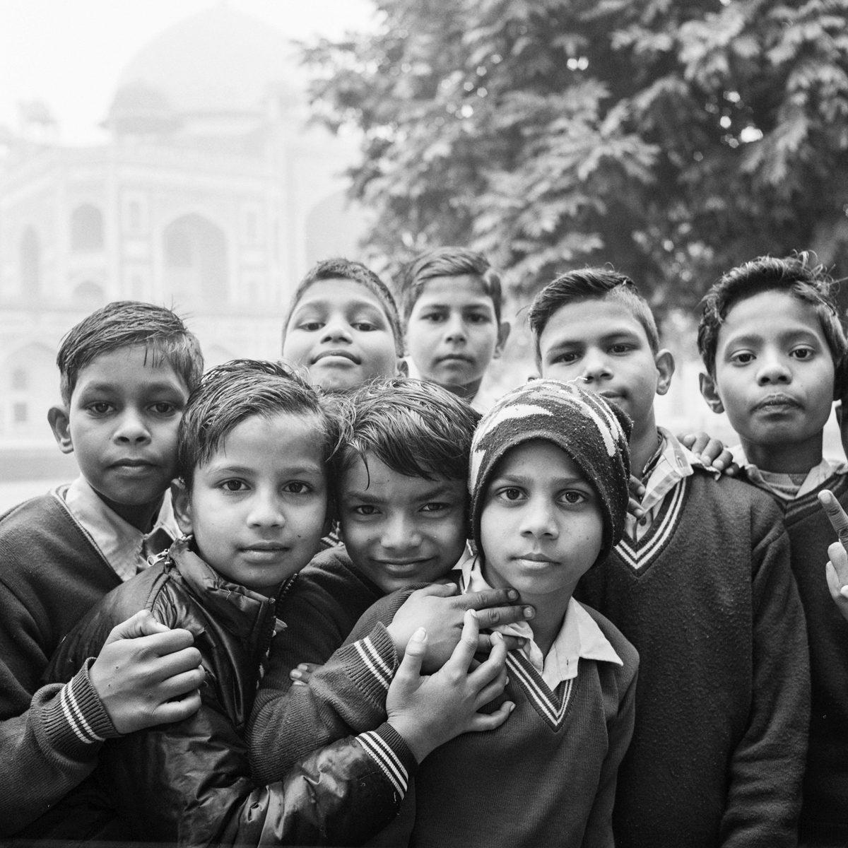 Delhi, 2019 – HP5 (120), Rolleiflex T