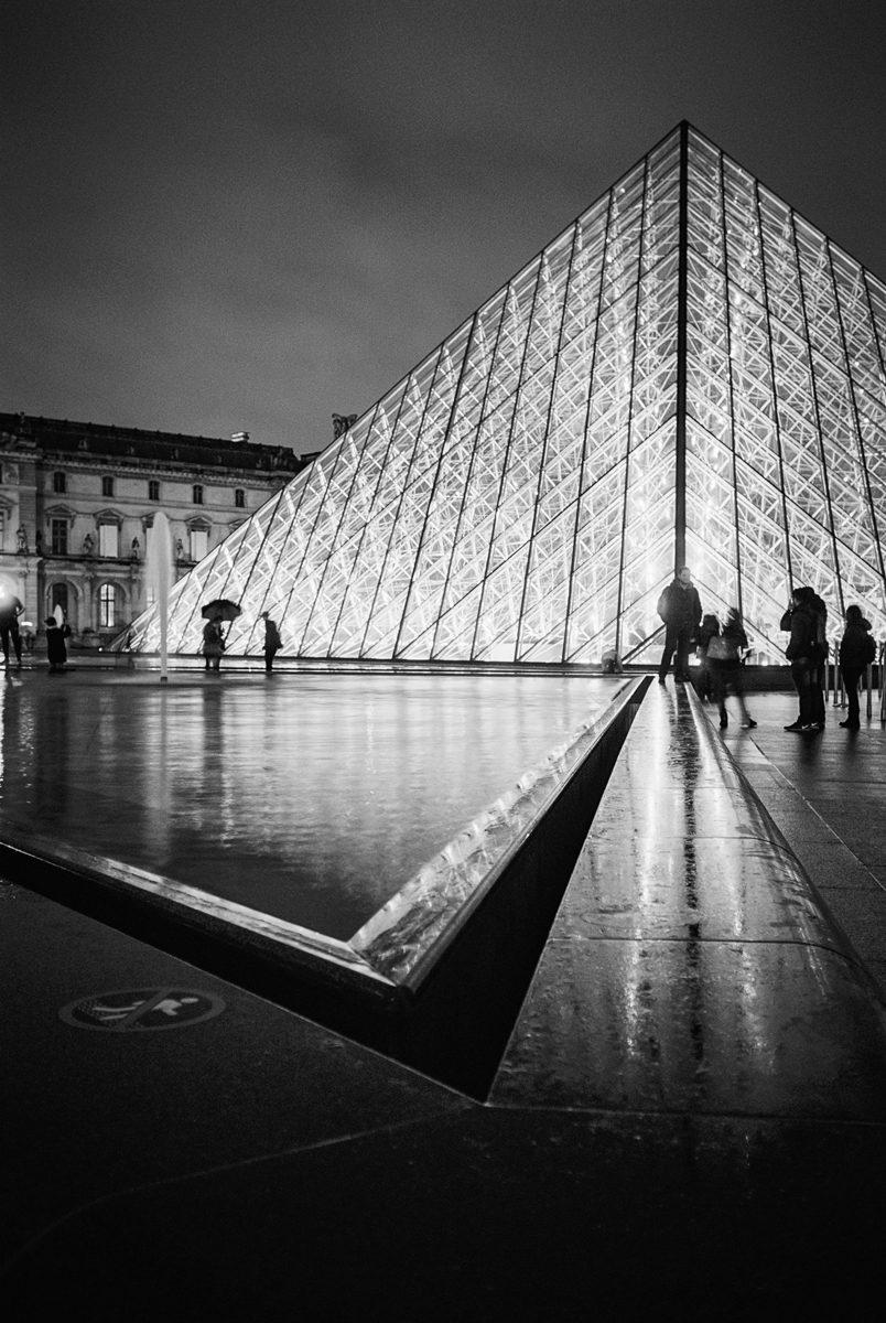 Paris, 2019 – XP2 (135), Olympus XA3 (Tripod)